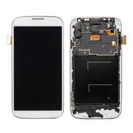Touch Screen For Galaxy S4 Australia - Touch LCD For SAMSUNG Galaxy S4 LCD Display with Frame GT-i9505 i9500 i9505 i337 i9506 i9515 Touch Screen Digitizer