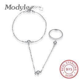 Fashion Slave Bracelets Australia - Modyle 925 Sterling Silver Jewelry Fashion Bangle Slave Chain Link Wedding Bracelet for women