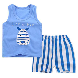 $enCountryForm.capitalKeyWord UK - 12 24 Months Summer shirt Shorts sets new born clothing boy tracksuit newborn baby clothes set suit for kid apparel 3 4