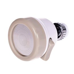 Faucet Kitchen Shower UK - 360 Degree Moveable Kitchen Tap Head New High Quality Bathroom Kitchen Faucet Accessory Tap Splash Regulator Shower Head Supply