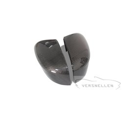 $enCountryForm.capitalKeyWord Australia - TOP PU Protect Carbon Mirror Caps OEM Fitment Side Mirror Cover for Ford Focus MK3 2012-2018 1:1 Replacement