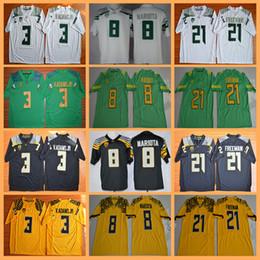 ed1f6ee852af OregOn marcus mariOta jersey online shopping - Men s NCAA Oregon Ducks  College Football Jerseys Vernon