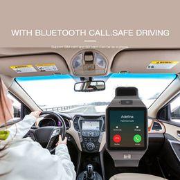 $enCountryForm.capitalKeyWord Australia - Smart Watch Bluetooth Smartwatch Touchscreen Wearable Devices For Android Phone Call SIM Men Watch Women Bracelet
