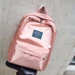 6ffa98563f Fashion Casual Women Backpack Soft Fabric Backpacks Girls School Bags Nylon  Travel Backpack Female Mochila with gift  32966