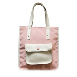 1c488189704d OCARDIAN Shoulder bag tote bag Handbags women s Fashion Women Girl Nylon  Hasp Hit Color HandBag Drop shipping CSV A1126 30