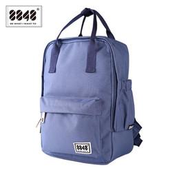 Styles Backpacks Australia - School Womens Backpack Soft Back 9959 Brand Shoulder Bag Girls Backpacks Solid Preppy Style Laptop Interior Fashion 002-009-01