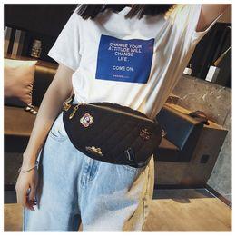 $enCountryForm.capitalKeyWord Australia - Designer Luxury Handbags Purses Designer Waist Bag MENS Womens New Badge Chest Bag Small Mini Fashion Waistbag Factory Hot Girls Bags Hot