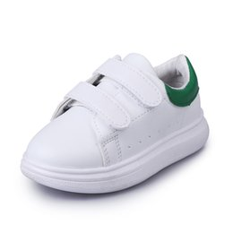 Chinese  2019 spring summer new casual shoes children fashion sneakers boys girls white sport shoes baby toddler shoes for kids manufacturers