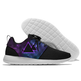 $enCountryForm.capitalKeyWord Australia - space atoms cats stars 2019 hot fashion 3D for men women high quality 3D printing Sci Fi Space casual shoes