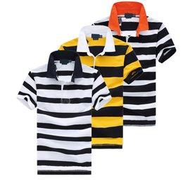 Wholesale mixed polo shirts resale online – new teens polo shirt luxury designer t shirts Slim cotton ralph poloshirt shirt men lapel mixed color mens polo shirt t shirts for men