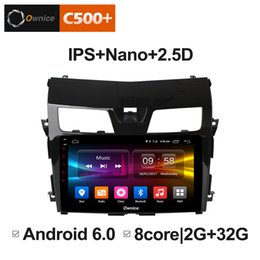 "state player NZ - 10.1"" 2.5D Nano IPS Screen Android Octa Core 4G LTE Car Media Player With GPS RDS Radio Bluetooth For Nissan Teana 2013-2016 (Teana 3) #5824"