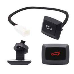 Universal Car Electric Tailgate Trunk Release Switch from 16mm push button switch manufacturers