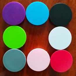 Reine Farbe 8 Farbe Halter Universal-Handyhalter mit 3M Kleber für iPhone Xsmax X Xr 9 8 8plus 7 6 5 Samsung Galaxy Mobile