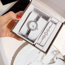 3e7ed8b3 2018aaa качество американский самый популярный бренд Женская одежда часы  роскошные золото серебро черный фиолетовый мода браслет кварцевые часы