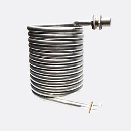 $enCountryForm.capitalKeyWord Australia - ASTM B338 titanium coil Best price gr1 gr2 titanium coil tube condenser coil welded pipe for sea water