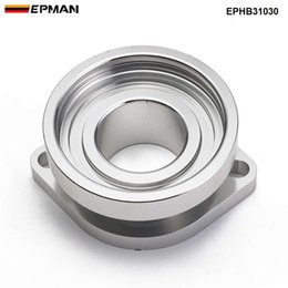 $enCountryForm.capitalKeyWord Australia - Epman Sport Billet Aluminium Type S RS To SSQV SQV4 SQV Discharge Flange Blow Off Valve BOV Bypass Adapter Flange EPHB31030