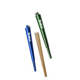 Top makers online shopping - Top Quanlity Smoking Rolling Machin Metal Cone Roller Maker Rolling Paper Now You Can Roll Your Own PreRolled Cone