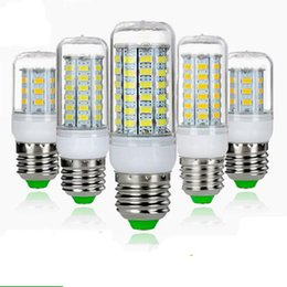g9 12w corn light UK - Led Corn Lights E27 Gu10 B22 E12 E14 G9 100lm 5w -7w -9w -12w -15w 110v Ac220 -240v Smd5730 Bulbs Lamps Direct Shenzhen China Factory Wholes