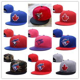 New fashion styles Design 2018 Hot Selling high quality Men Women  Basketball Snapback Baseball blue jays Hats Mens Sports Flat Hip Hop Caps 5cd530f94ea6