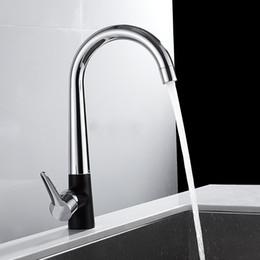 $enCountryForm.capitalKeyWord Australia - Modern Swivel Kitchen Faucet Chrome Kitchen Mixer Basin Sink Mixer Cold and Hot Water Tap