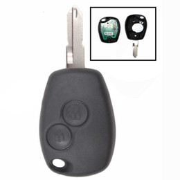 Renault modus online shopping - 2 Buttons Remote Key MHz PCF7947 for Renault Megane Modus Clio Kangoo Logan