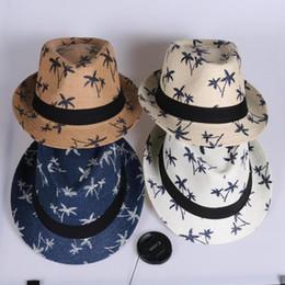 22e5c70d Bucket summer hat online shopping - Fashion Parent child Straw Hat Unisex  Wide Brim Retro Sun