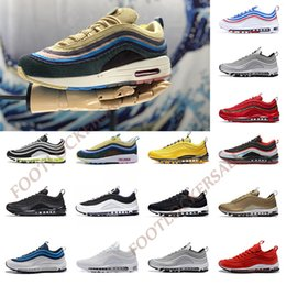 ShoeS Sport beach online shopping - New Release Sean Wotherspoon South Beach Throwback Future Running Shoes s Mens Trainers Womens Designer Sports Sneakers Size