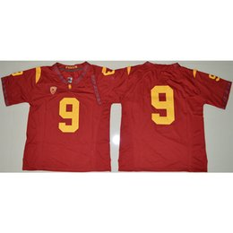 Mens USC Trojans JuJu Smith-Schuster Stitched Name Number American College Football  Jersey Size S-3XL a1ec7a2d4
