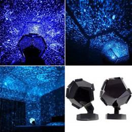 2017 New!romantic Planetarium Star Celestial Projector Cosmos Light Night Sky Lamp New Book Lights
