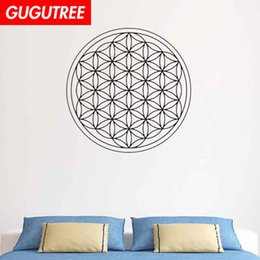 $enCountryForm.capitalKeyWord UK - Decorate Home round flower cartoon art wall sticker decoration Decals mural painting Removable Decor Wallpaper G-2191