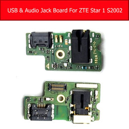 $enCountryForm.capitalKeyWord Australia - USB Charging Plug Dock Connector Board For ZTE STAR 1 S2002 Charger Jack Port Board Flex Cable Replacement Parts