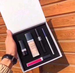 Hochwertige neue Markenverfassungs-gesetzte Grundlage LipstickFamous Y Markenverfassungsstift Lipgloss großer Kasten Freies Verschiffen im Angebot