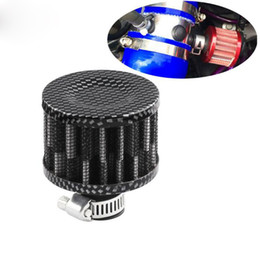 Cold intake kits online shopping - 12MM KIT BREATHER FILTER Cold air intake filter CAR ENGINE OIL AIR INDUCTION