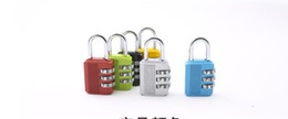 metal wardrobes NZ - Wholesale and retail boutique password padlock zinc alloy small cost-effective gym cabinet wardrobe gym password lock US203 B2