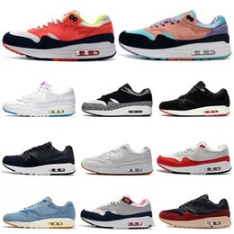 China Maxes 1 87 airs mens women running shoes Casual Shoes Animal Pack 1s 87s designer shoes sneakers Classic Zapatos Trainers 36-45 supplier air running shoes 87 men suppliers