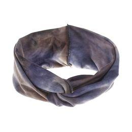 $enCountryForm.capitalKeyWord UK - Tie Dye Cotton Headbands Bandana Turban Twisted Cross Head Wrap Elastic Women Girls Hair Bands Hair Accessories Bandage