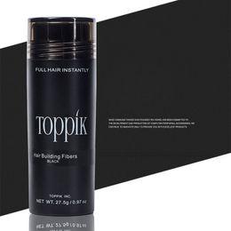 $enCountryForm.capitalKeyWord Australia - 2019 Dhl Free Shipping Cosmetic 27.5g Toppik Hair Fiber Keratin Powder Spray Thinning Hair Concealer 10colors