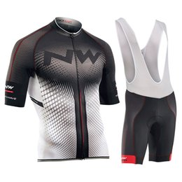$enCountryForm.capitalKeyWord UK - 2019 Tour NW Pro team cycling Jersey Short sleeve set Riding suit Bib Shorts 9D Gel Pad maillot ropa ciclismo