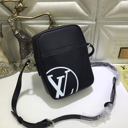$enCountryForm.capitalKeyWord Australia - M54787 black full leather pebbled MEN HANDBAGS ICONIC BAGS TOP HANDLES SHOULDER BAGS TOTES CROSS BODY BAG CLUTCHES EVENING