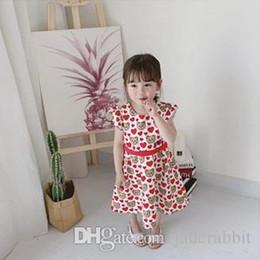 $enCountryForm.capitalKeyWord Australia - The MOS* Girls Full Bear Print Ruffle Sleeves Dresses Fashion Children Clothes 2-10 Little Girls Dresses Special Products