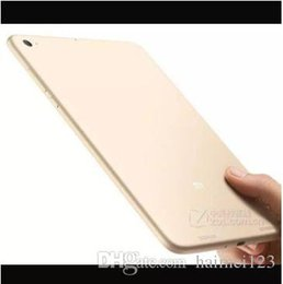 DHL Оригинал xiaomi mipad 3 Планшетный ПК 4 ГБ ОЗУ 64 ГБ ПЗУ mi pad 3 планшета IMediaTek MT8176 Quad Core 13MP ноутбук Wi-Fi 7,9-дюймовый планшетный Android
