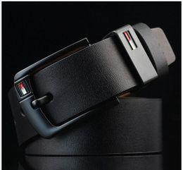 $enCountryForm.capitalKeyWord NZ - Hot sale 2018 Best Quality Class real Mens designer For men leather belts women strap Luxury Belts Alloy Buckle