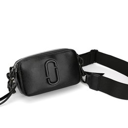 $enCountryForm.capitalKeyWord Australia - 2019 Summer Sale Unisex Polyester Casual New Camera Bag Mini Wide Shoulder Strap Mixed-color Small Square Pu Leather Ladies Bag
