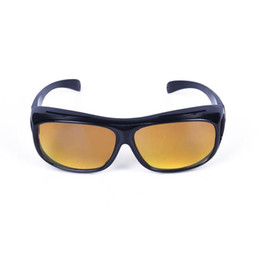 sunglasses fit over NZ - Three Types 2 Pair set HD Night Vision Wraparound Sunglasses Fits OVER Glasses