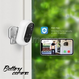 Discount outdoor night vision surveillance cameras 2019 latest EKEN ARGUS 1080p wide-angle night vision mini camera indoor   outdoor IP security surveillance for home   of