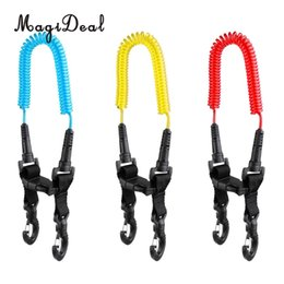 $enCountryForm.capitalKeyWord Australia - MagiDeal Scuba Diving Coil Safe Spring Lanyard With Clip And Quick Release Buckle Tool for Hookup Camera Underwater Housing Case
