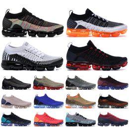Golden color shoes online shopping - 2019 CNY Knite White Vast Grey Orca Men Running Shoes Golden Beige Racer Blue Black Multi Color Designer Sport Sneakers