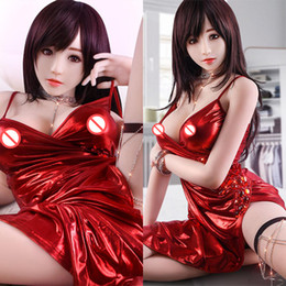 Fake vagina toys online shopping - 135cm Lifelike Full Body Sex Dolls with Metal Skeleton Adult Oral Love Doll Vagina Real Pussy Fake Ass Sex Product Toys for Men