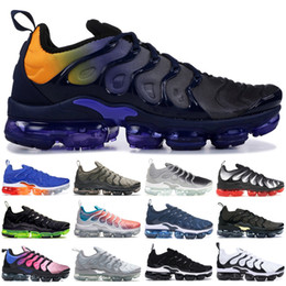 reds baseball team 2019 - New USA Game Royal TN Plus Designer Sneaker Running Shoes spirit teal cool grey team orange Men Women rainbow Trainers S