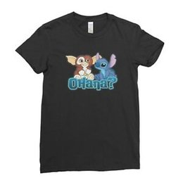 $enCountryForm.capitalKeyWord UK - Lilo & Stitch Gizmo Cool Cute Cartoon Art Parody Girls Womens T shirt Tee Top